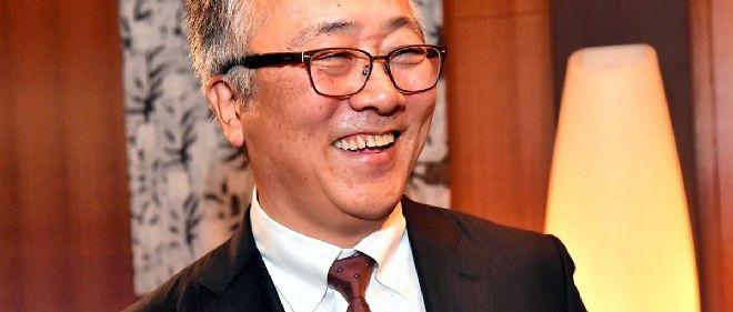Katsuhiro Otomo, récompensé du prix du Festival d'Angoulême.