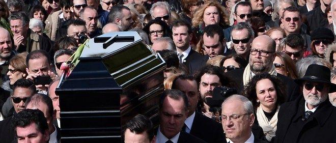 Demis Roussos a été enterré ce vendredi à Athènes.