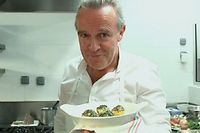 Alain Passard, chef de L'Arpège, 3 étoiles Michelin à Paris. ©Le Point.fr