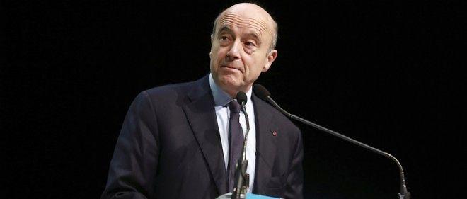 Alain Juppé.