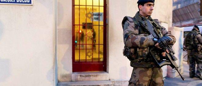"""Christian Estrosi, maire de Nice, a demandé """"des sanctions très lourdes contre la personne interpellée"""". Photo d'illustration."""