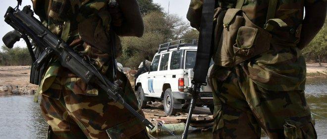 Les troupes tchadiennes ont lancé une offensive terrestre à partir du Cameroun contre Boko Haram.