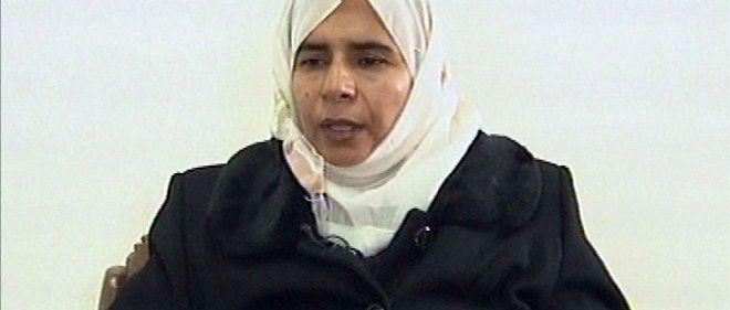 La djihadiste irakienne Sajida al-Rishawi.