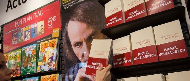 """""""Soumission"""" de Michel Houellebecq raconte l'accession au pouvoir d'un parti musulman."""