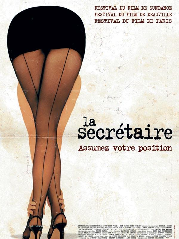 """L'affiche de """"La secrétaire"""" ©  Metropolitan FilmExport"""