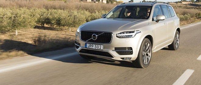 Conçu à partir d'une page blanche, le XC90 ouvre une nouvelle ère pour Volvo.