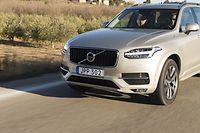Conçu à partir d'une page blanche, le XC90 ouvre une nouvelle ère pour Volvo. ©Jean-Marc Lisse