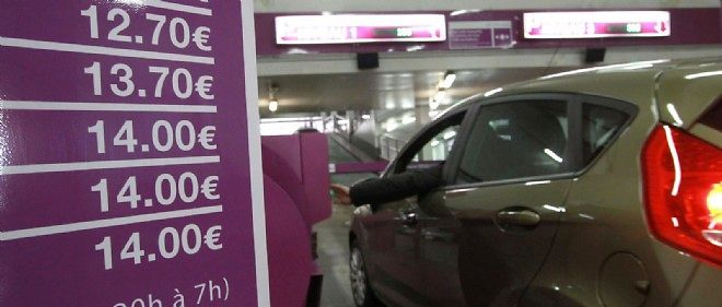 Le tarif au quart d'heure a fait exploser les tarifs horaires de certains parkings opportunistes.