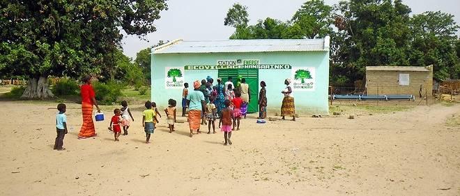Afrique : Station Energy, du service énergétique pour les populations isolées