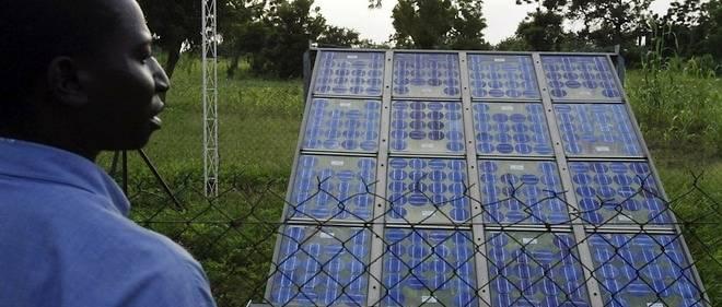 Le Burkina Faso mise sur le solaire pour réduire son déficit énergétique