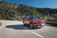 Le nouveau moteur Honda 1.6 i-DTEC biturbo permet au CR-V de redevenir compétitif sur le marché européen en termes d'émission de CO2.