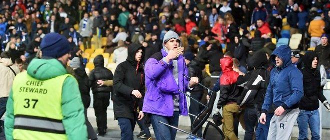 Football : les hooligans sont de retour - Le Point