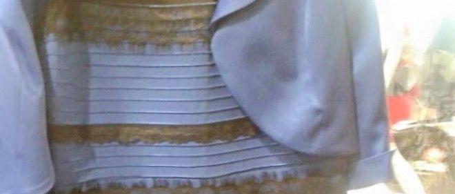 7e88262b0e4 Internet s enflamme pour une robe ! - Le Point