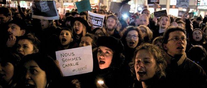 Les manifestants du 11 janvier se sont mobilises pour defendre le droit a la liberte d'expression, pas contre le meurtre de quatre personnes, tuees pour la seule raison qu'elles etaient juives.