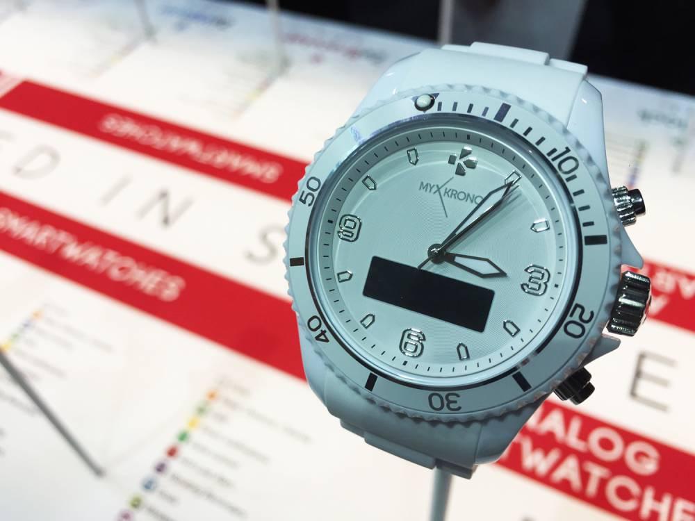 Les smart watches, vrai flop ou futur top ? Le Point Montres