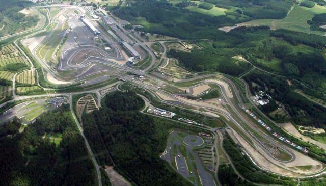Le Nürburgring. ©  DR