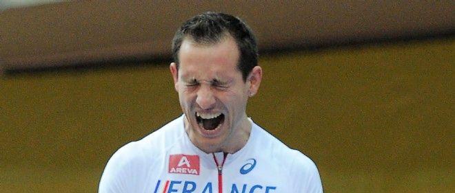 Renaud Lavillenie est champion d'Europe pour la quatrième fois consécutive.
