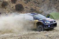 Sébastien Ogier (Volkswagen) continue de dominer le rallye du Mexique.