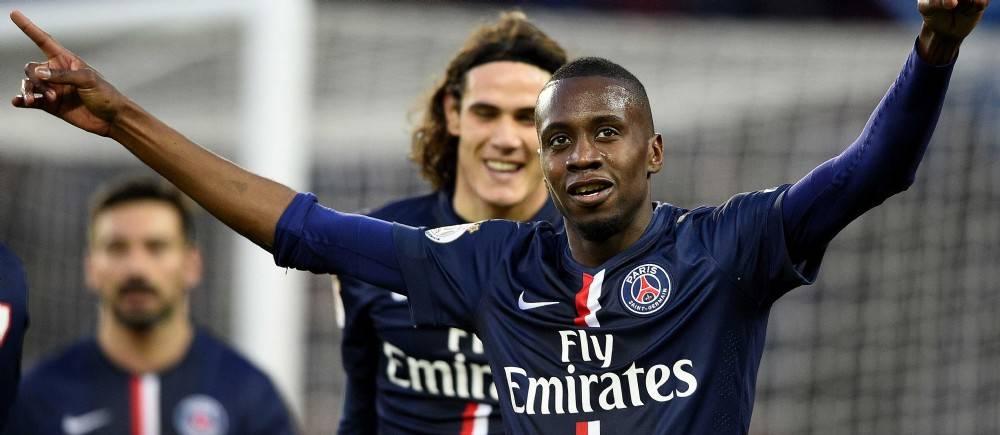 Entré en jeu à la place de Thiago Motta, Matuidi a inscrit le 3e but parisien à la 80e minute.