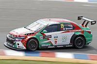 Pour son premier meeting WTCC au volant de la C-Elysée, le Marocain Mehdi Bennani a réussi à se hisser dans le Top 10 des deux courses.
