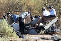 La juge provinciale Virginia Illanes Bordon raconte le crash où sont morts huit Français au Point.fr. ©JUAN MABROMATA/AFP