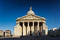 Les cercueils des résistantes Germaine Tillion et Geneviève de Gaulle-Anthonioz entreront au Panthéon le 27 mai sans leurs dépouilles. ©ARNAUD FRICH / ONLY FRANCE