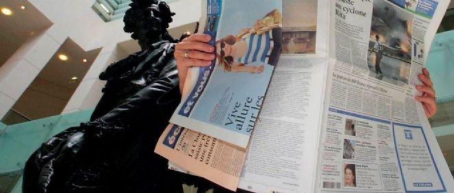 """""""Notre époque a mis le journalisme plus bas que terre"""", se désole Franz-Olivier Giesbert."""