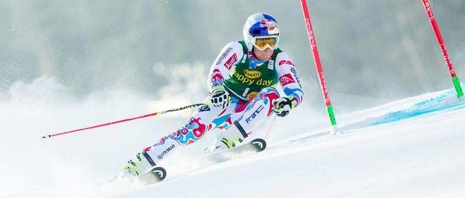 Alexis Pinturault s'est imposé en Slovénie.