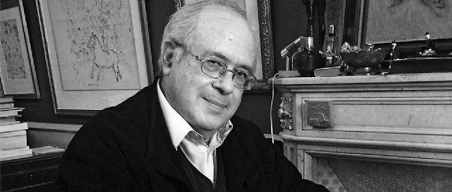 """Jacques-Alain Miller, psychanalyste et auteur de """"Vie de Lacan""""."""