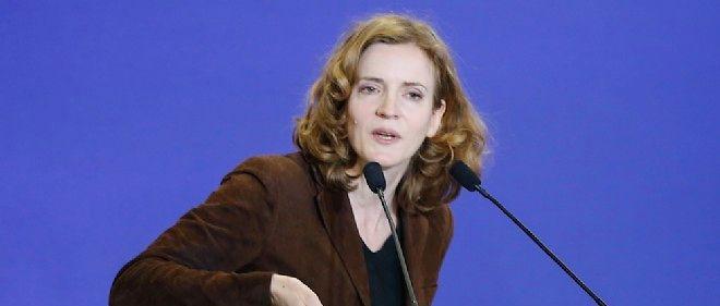 Nathalie Kosciusko-Morizet, présidente du groupe UMP au Conseil de Paris et vice-présidente de l'UMP.