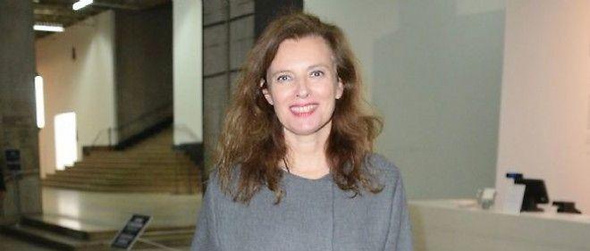 Valérie Trierweiler était l'invitée de France 3 Paris Ile-de-France (photo d'illustration).