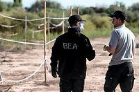 Plusieurs experts français ont été appelés sur les lieux de la catastrophe qui a fait dix morts, dont huit Français. ©Natacha Pisarenko/AP/SIPA