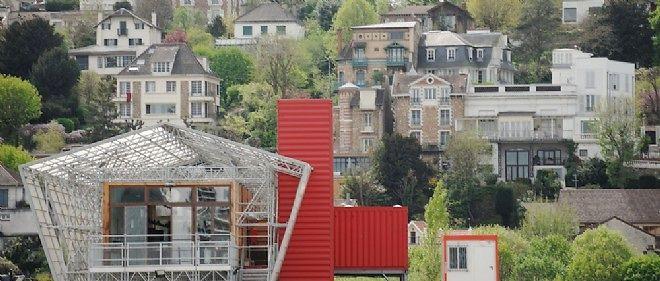 Yves Bouvier sponsorisait à hauteur de 150 millions d'euros le projet R4, un pôle d'art qui devait être construit sur l'île Seguin, en région parisienne (photo).