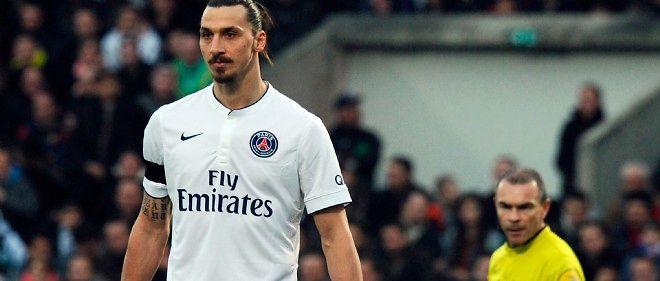Zlatan Ibrahimovic s'en est violemment pris à l'arbitrage français après la rencontre.