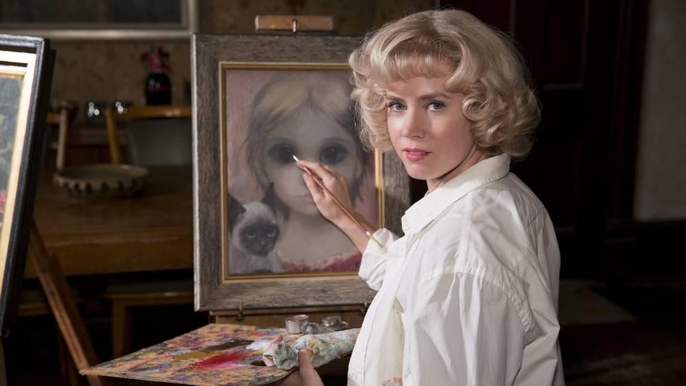 Amy Adams dans la peau de Margaret Keane ©  TWC