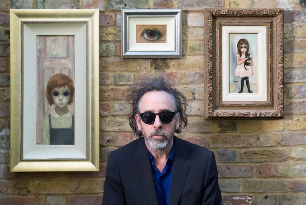 Tim Burton est un amateur des oeuvres de Keane ©  The Weinstein Co
