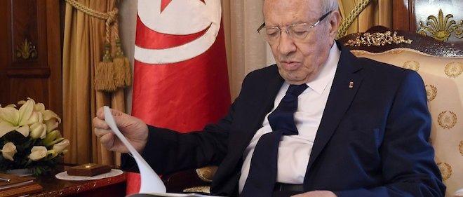 "EXCLUSIF - Béji Caïd Essebsi : ""La Tunisie est dos au mur"""