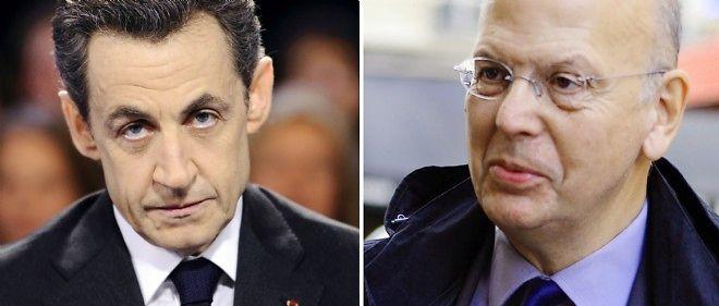Patrick Buisson fut le conseiller de l'ex-président Nicolas Sarkozy.