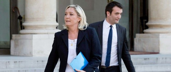 Marine Le Pen et Florian Philippot étendent leur influence politique dans le Nord, mais aussi dans le Sud.
