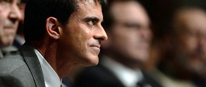 """Pendant la campagne, Manuel Valls a évoqué sa """"peur"""" de voir le FN gagner aux départementales."""