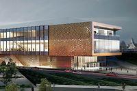 Un projet à 67 millions d'euros dessiné par Jean-Michel Wilmotte ©Wilmotte & Associés Architectes