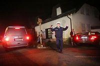 Andreas Lubitz, le copilote de l'Airbus A320 de Germanwings est soupçonné d'avoir volontairement précipité l'avion vers la montagne. ©FREDERIK VON ERICHSEN
