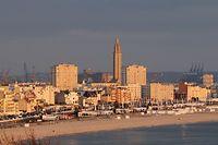 Le Front de gauche a néanmoins battu le FN au Havre. ©ROLLINGER-ANA