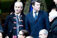 Le maire de Toulon et le maire de Nice (ici à l'Allianz Riviera) peuvent se réjouir. ©Patrick Blanchard