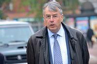 L'UMP Jean-René Lecerf est pressenti pour prendre la présidence du Nord. ©DENIS CHARLET / AFP