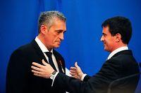 Philippe Saurel a encore fait un mauvais coup au PS. ©SYLVAIN THOMAS / AFP