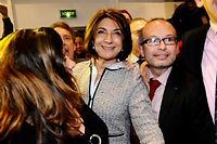 Martine Vassal va remplacer Jean-Noël Guérini à la tête des Bouches-du-Rhône. ©FRANCK PENNANT
