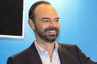 Le député-maire UMP du Havre Édouard Philippe ©Olivier Blanchet