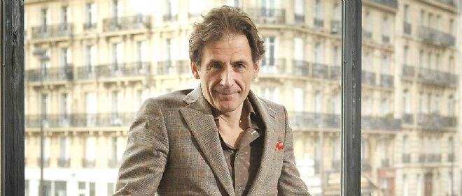 Le journaliste David Lagercrantz.