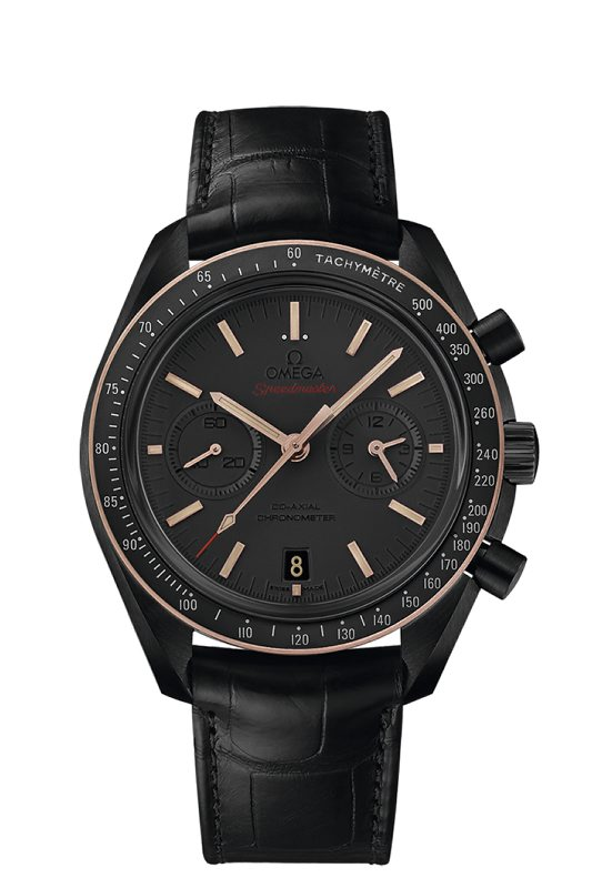 Speedmaster Sedna Black Speedmaster 311.63.44.51.06.001